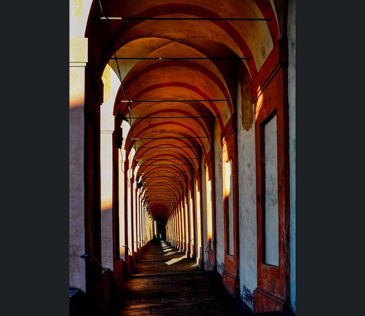 I portici diBologna