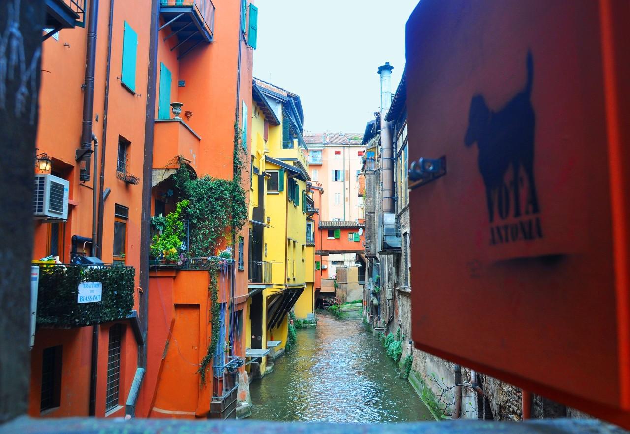 Bologna centro storico – Itinerario a piedi n.1