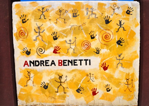 Bologna, Ponte Stalingrado-Andrea Benetti