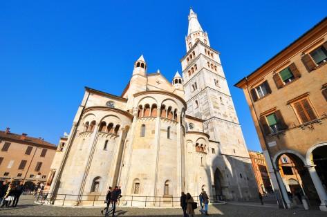 L'abside del Duomo e la Ghirlandina