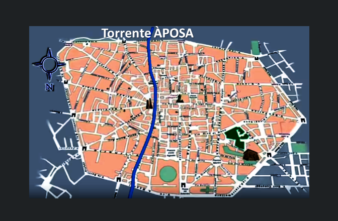 Torrente Aposa