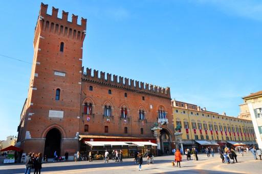 Palazzo Comunale e Torre della Vittoria