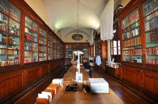 Sala manoscritti e rari