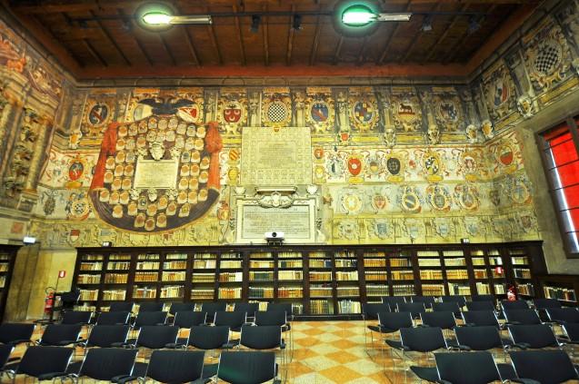 Sala dello Stabat Mater