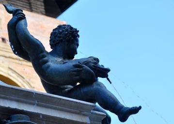 Fontana del Nettuno di Jean de Boulogne (Giambologna)