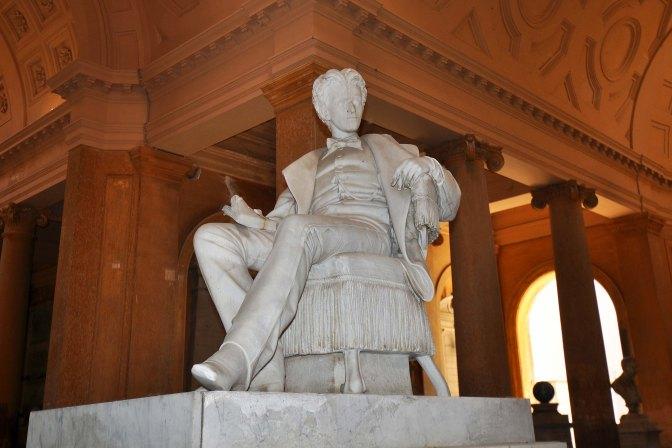 Galleria Tre Navate. Enea Cocchi, di famiglia borghese, morto a 18 anni (di Carlo Monari).