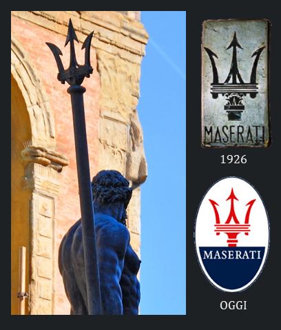 Tridente Nettuno Maserati
