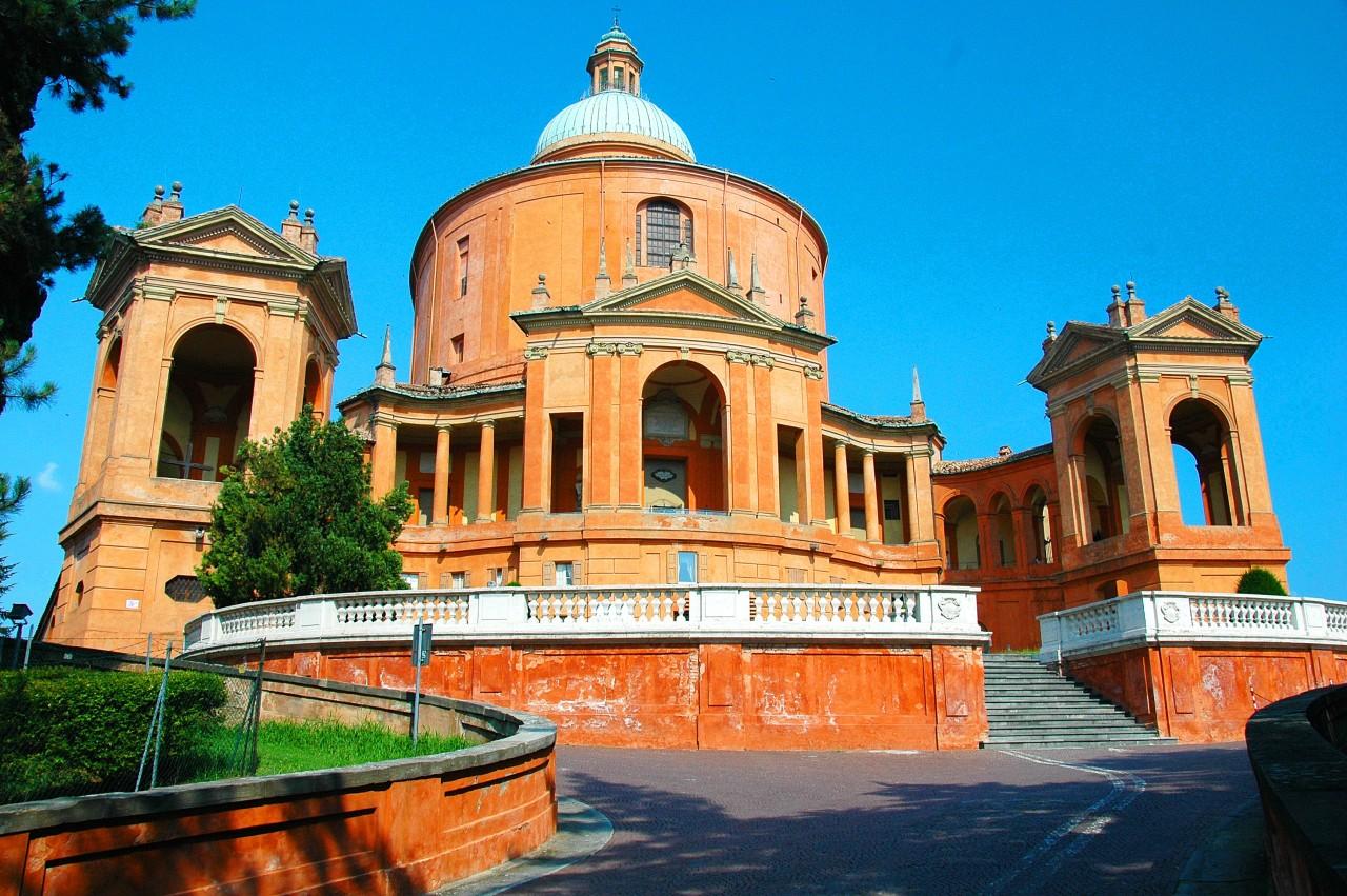 Bologna: Santuario della Madonna di SanLuca