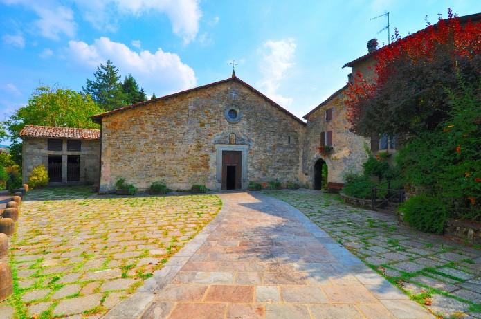 Castel d'Aiano-Rocca di Roffeno-Pieve S. Pietro