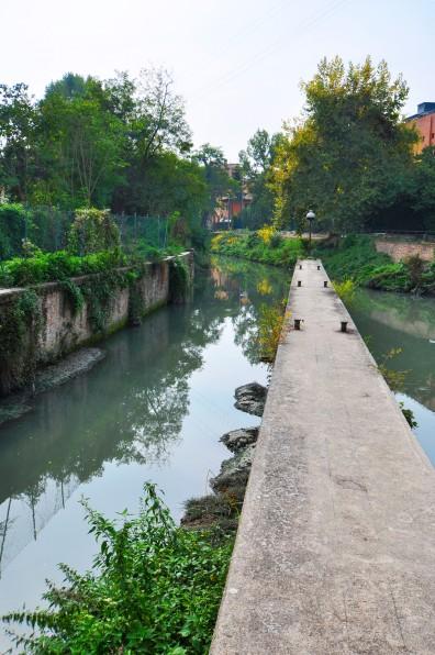 Battiferro: diramazione in Fossetta e Canalazzo