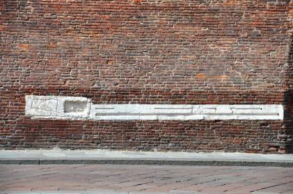 Palazzo Comunale - Misure lineari 2