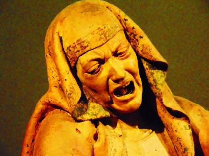 La Madonna (foto di Calos Kwiek)