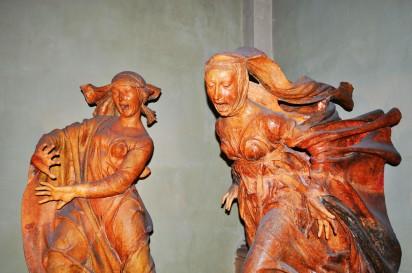 Maria di Cleofa e Maria Maddalena