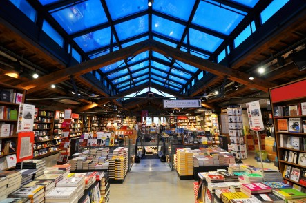 Via Drapperie-Libreria coop-Eataly World