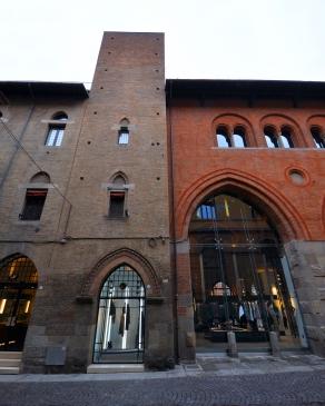 Via Marchesana, Torre dei Carrari
