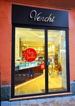Via Drapperie-Cioccogelateria Venchi