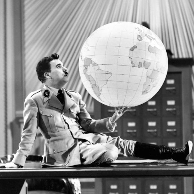 Il grande dittatore (1940, Charlie Chaplin)