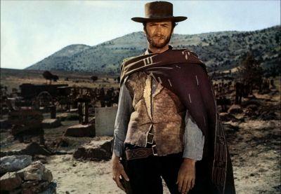 Clint Eastwood nei quattro western di Sergio Leone (1961-66)