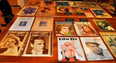 Riviste di cinema (Archivi 'non film')