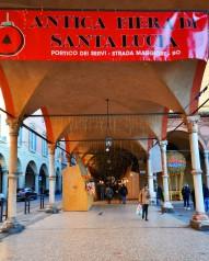 Fiera di Santa Lucia, strada Maggiore