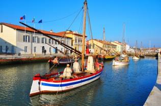 e le splendide bache del Museo della Marineria