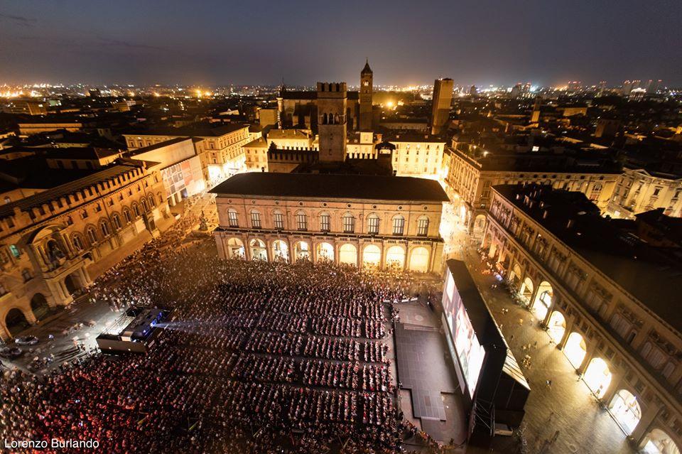Il Cinema ritrovato, Bologna, luglio 2019