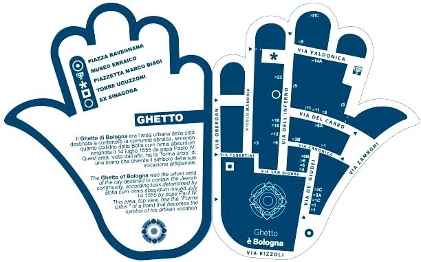 Mano MIRIAM 1 mappa ghetto