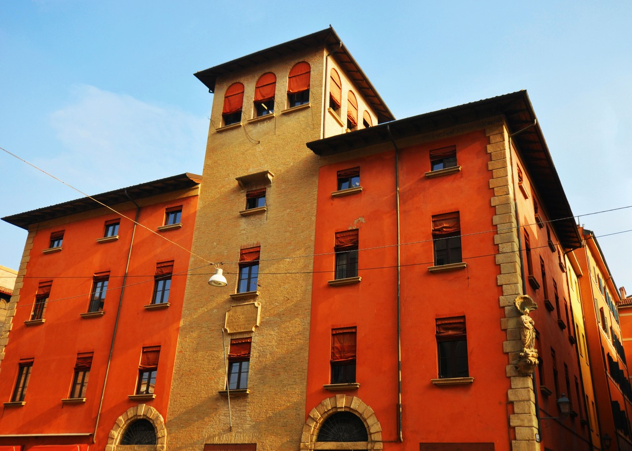 Bologna centro storico – Itinerario alla scoperta delle torrimedievali
