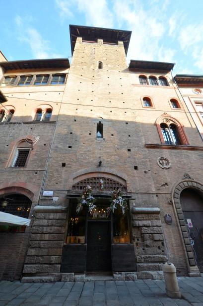 Torre Alberici, via S. Stefano 4 ^