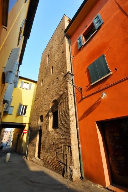 Torre Catalani, via Spirito Santo 1