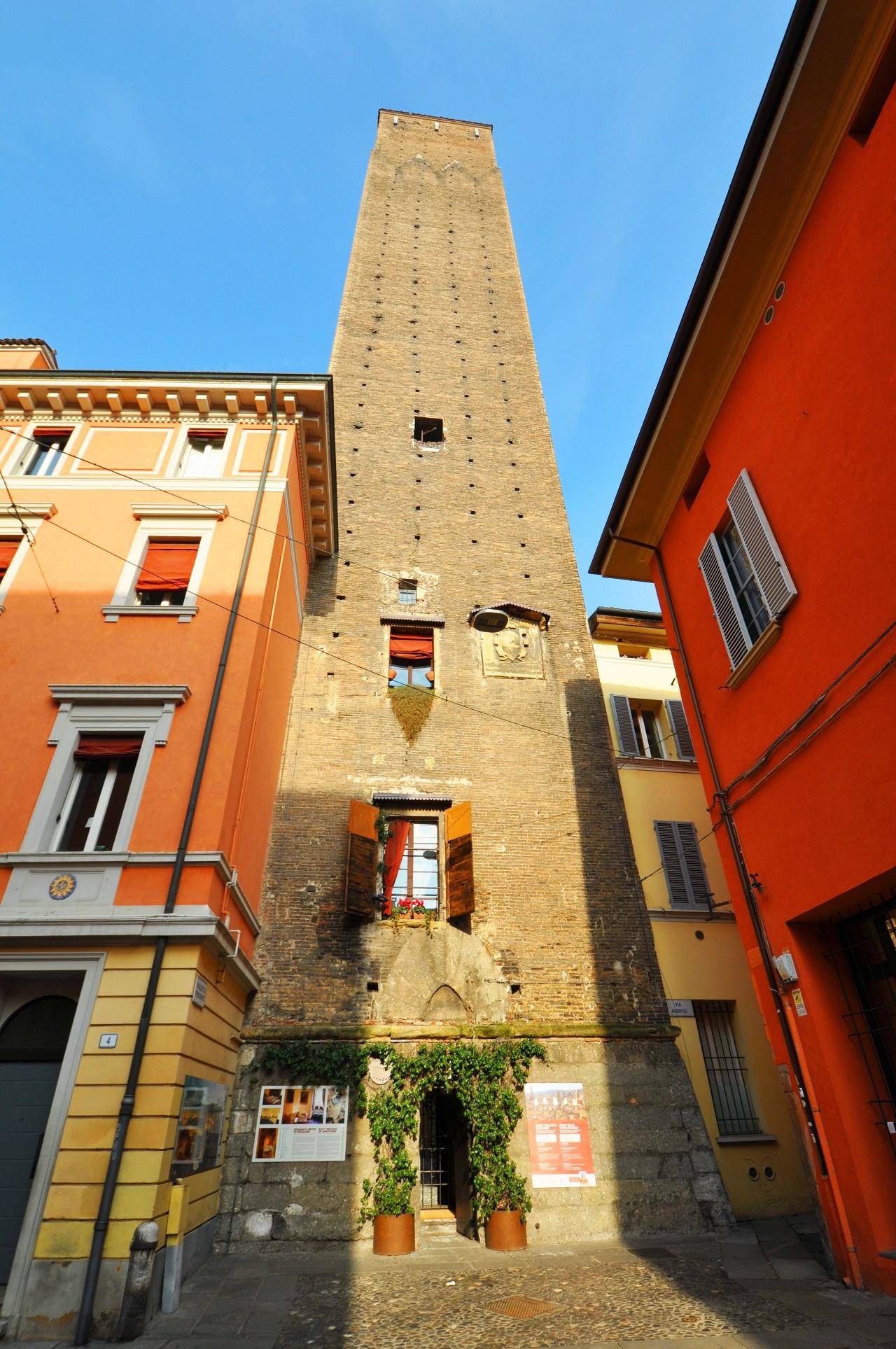 Torre Prendiparte, via Sant'Alò 7 ^