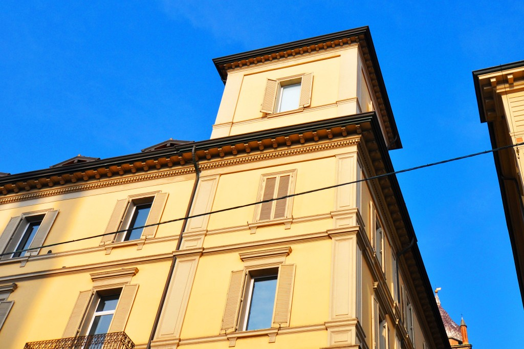 Torre Ranzani, via Rizzoli 8