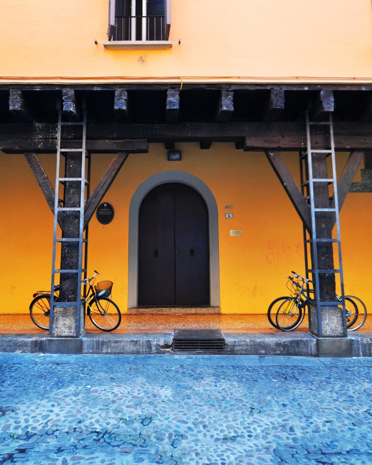 Via del Carro, Casa Rampionesi