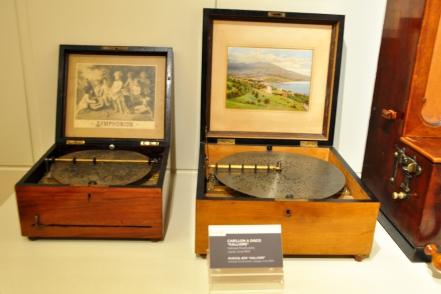 Carillon a disco, Lipsia 1900