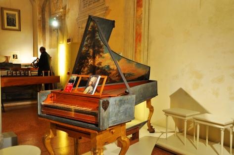 Clavicembalo, G.B. Giusti, Ferrara 1679