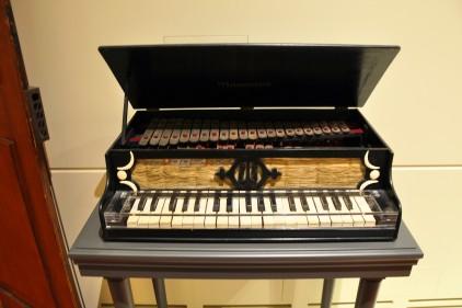 Metallofono a tastiera, Vienna 1900