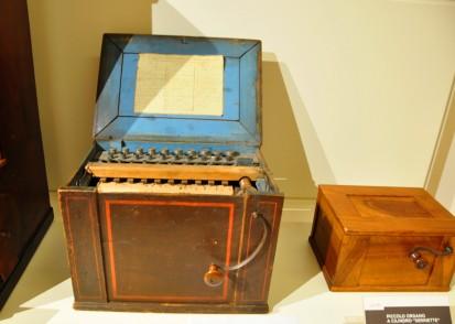 Organo a cilindro, Francia XVIII sec.