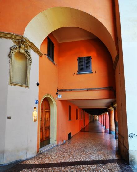 Portico del Baraccano