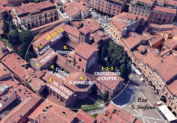 Basilica S.Stefano (aerea)