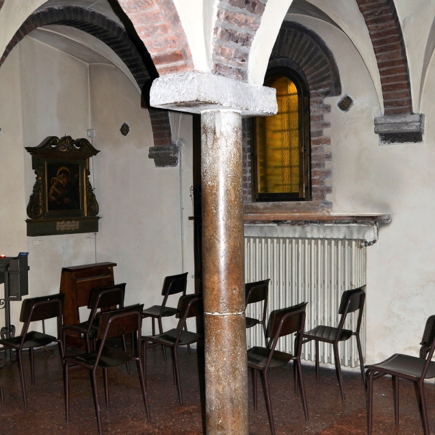 La leggendaria altezza di Cristo (1,70 ca.)