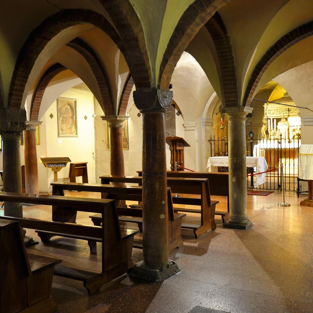Cripta (Chiesa del Crocifisso)