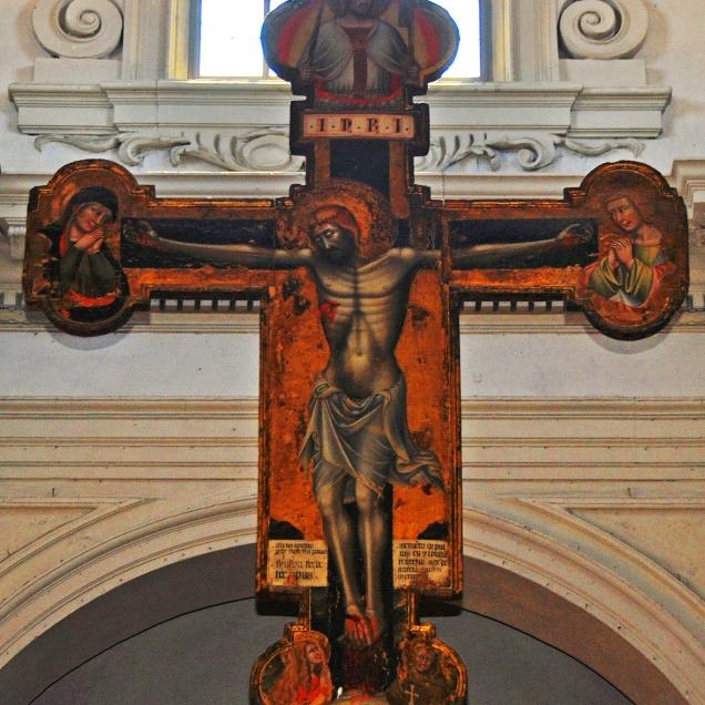 Crocifisso di Simone dei Crocifissi (1300)