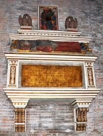 Chiesa del Crocifisso, monumento