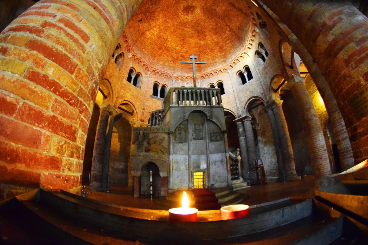 Chiesa del S. Sepolcro 1
