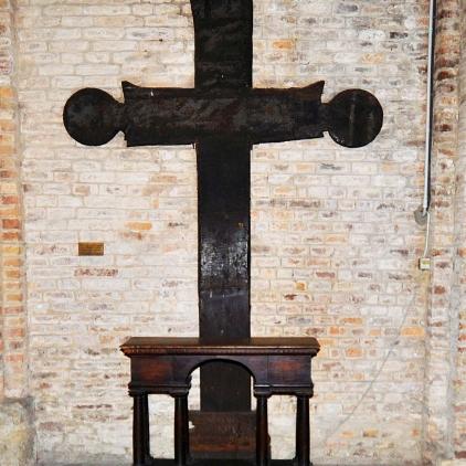 Croce del martirio di S. Agricola