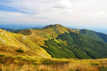 Panorama dallo Scaffaiolo