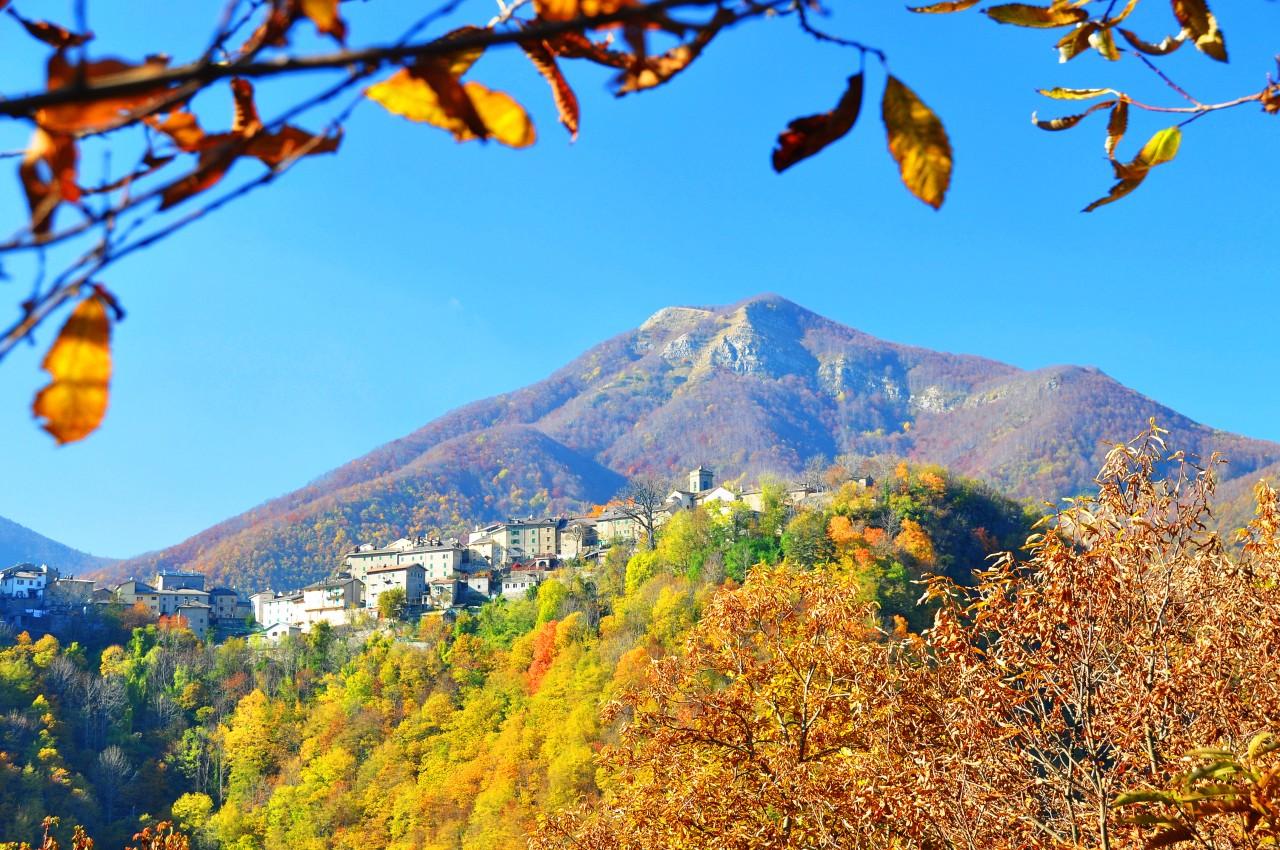 L'appennino bolognese e il Parco del Corno alleScale