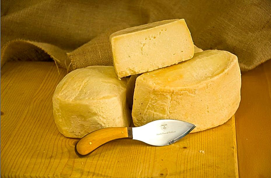 Il formaggio di fossa di SoglianoDOP