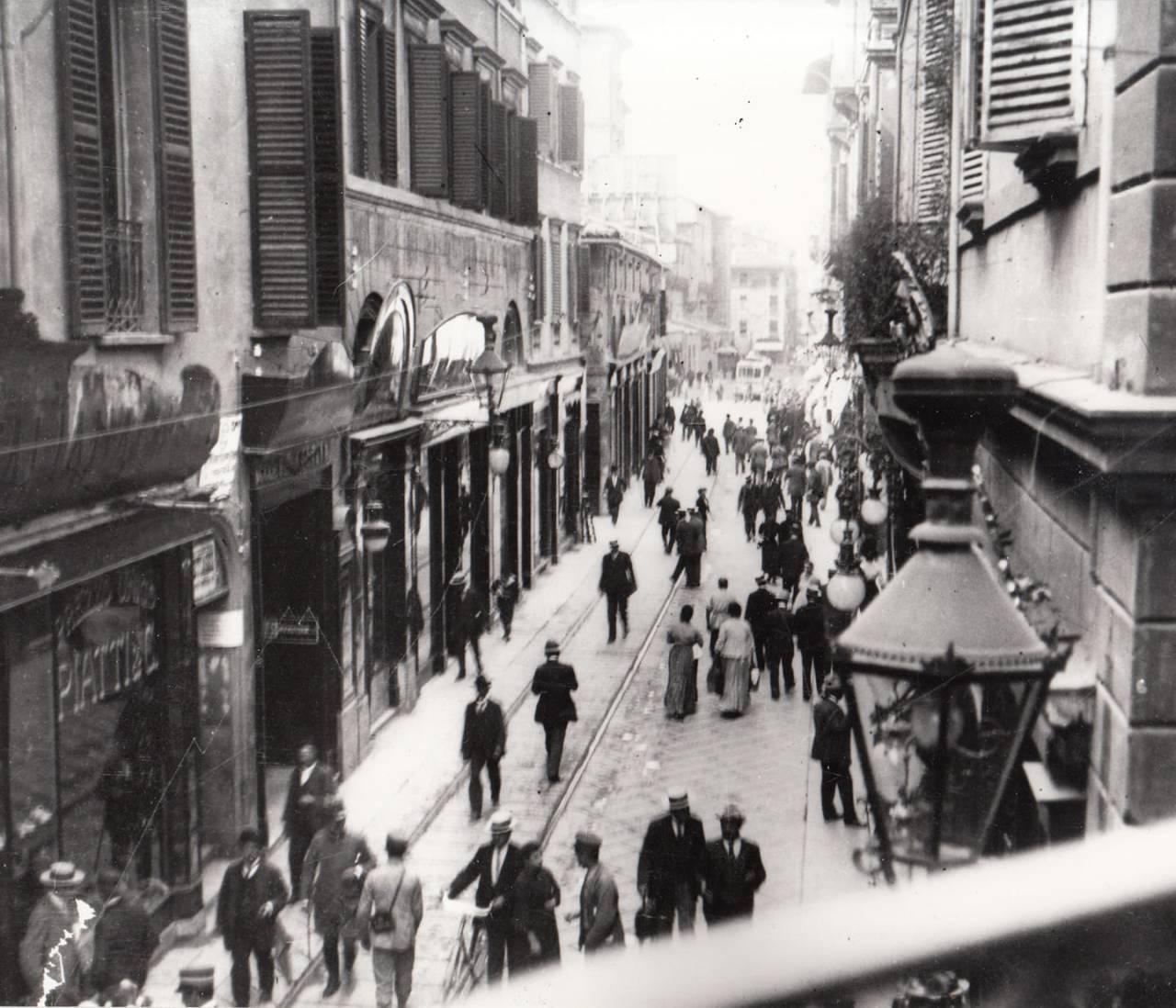 Bologna: Piano Regolatore del 1889 – Mercato diMezzo