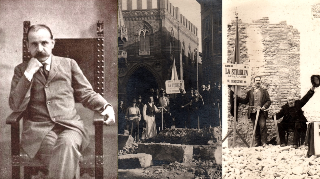 1 - fonte: Wikipedia. 2-3: collezione Fausto Malpensa